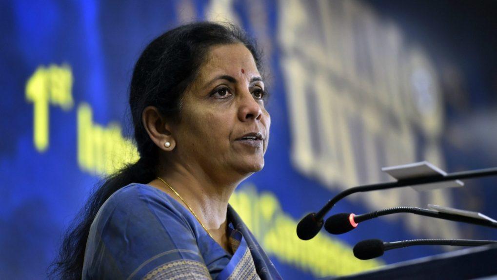 Finance Minister Nirmala Sitharaman announces Rs 105 lakh crore national infra pipeline