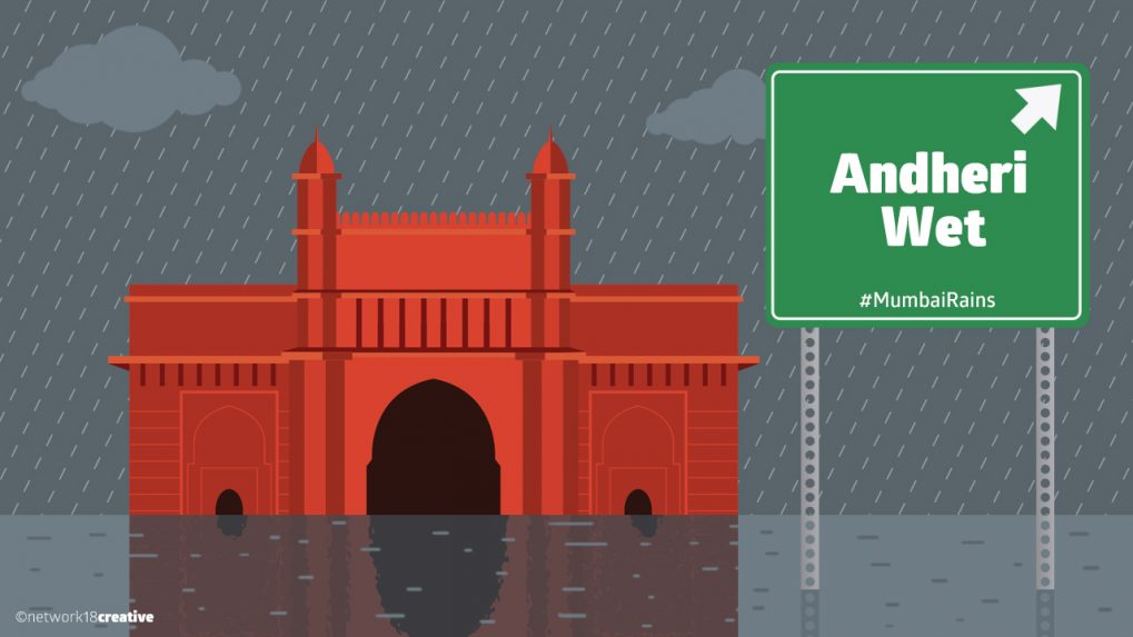 Mumbai rains: Some parts of the waterlogged city can do with new names