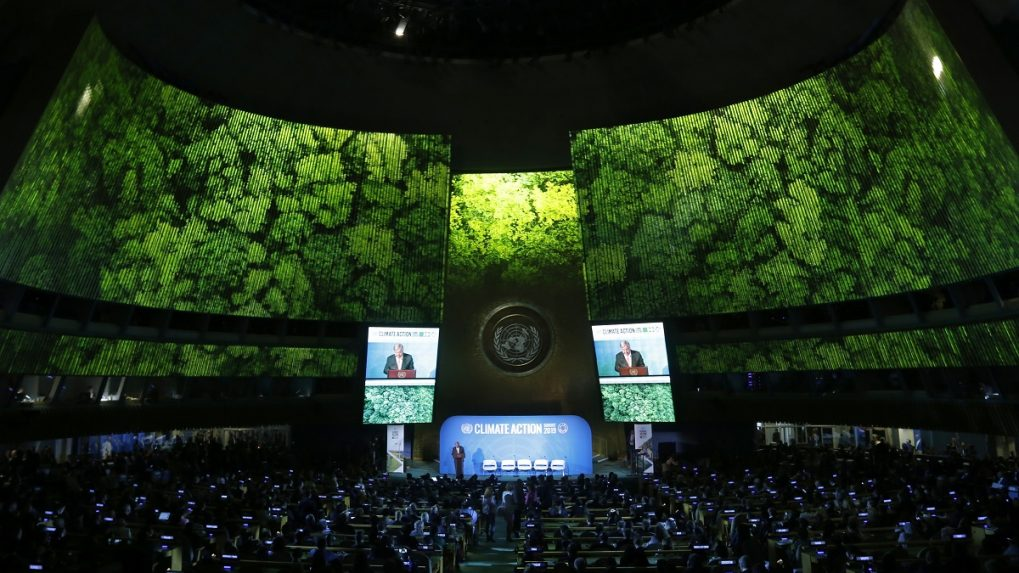 Creating a CO-topia: Why should we bother about climate change?