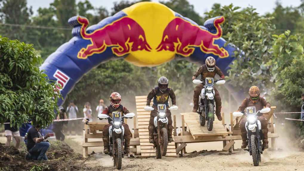 Yuva Kumar wins Red Bull India's Ace Of Dirt event