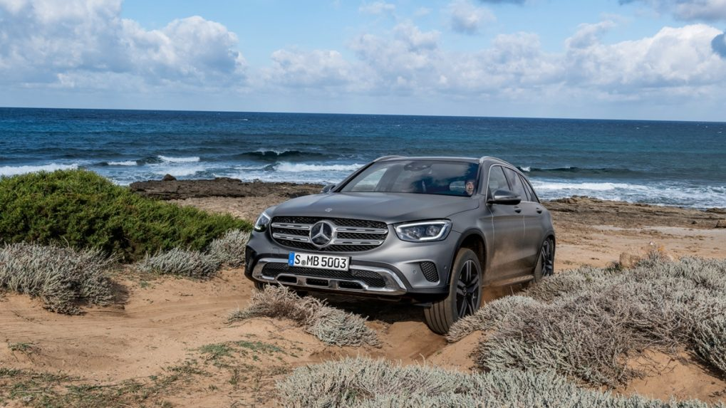 Overdrive: First drive review of 2020 Mercedes-Benz GLC