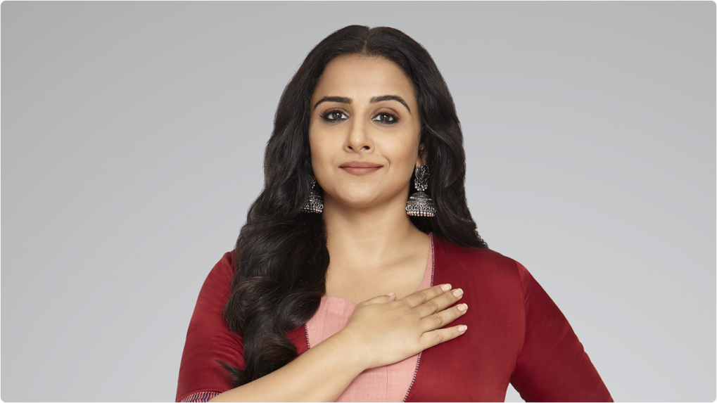 Vidya Balan opens up about taking care of her family