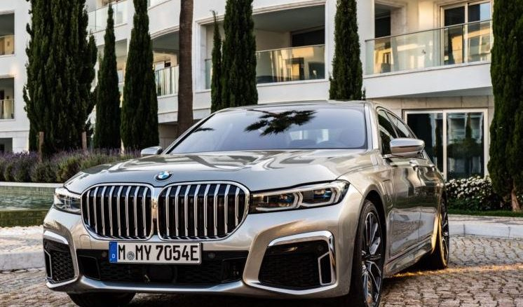 Overdrive: First drive review of BMW 745Le xDrive PHEV