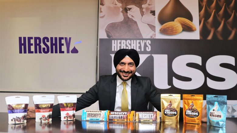 Hershey's rolls out Kisses chocolates across India