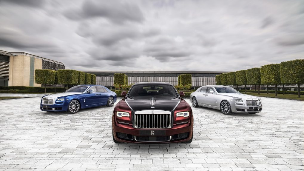 Rolls-Royce registered record 25% rise in sales in 2019; Cullinan turns big hit