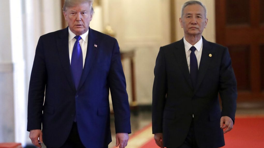 Thornier trade issues await after initial US-China trade deal