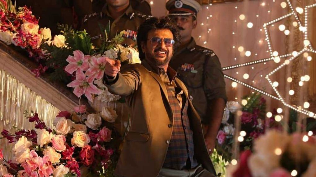 Darbar movie review — Good guy, bad cop and one ordinary script